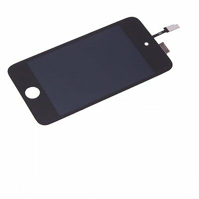 New black LCD Display Screen +Digitizer Assembly + Tools for iPod Touch 4G 4th