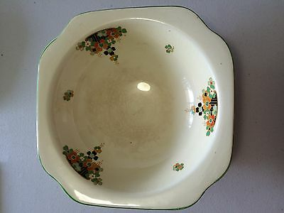 antique bowl Royal Staffordshire Pottery England  A.J.Wilkinson LTD honeyglaze