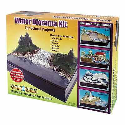Hobbycraft Woodland Scenics Water Diorama Kit for Model Railways School Project