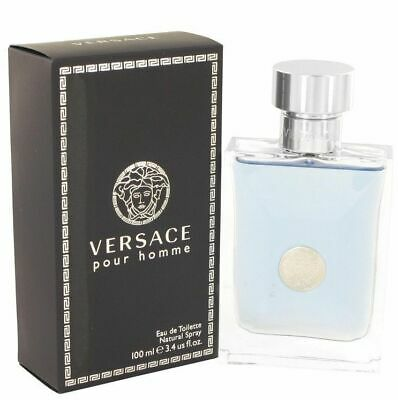 Versace Pour Homme 200Ml Edt By Versace For Men'S Perfume New Fragrance Versac
