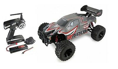 TAMCO Raider 4WD 1:10 Scale Brushless Truggy RTR with Carbon Wrap