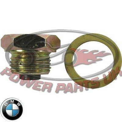 For BMW Sump Bolt Plug F 650 1996 1997 1998 1999 Oil Drain Magnetic 18Mm