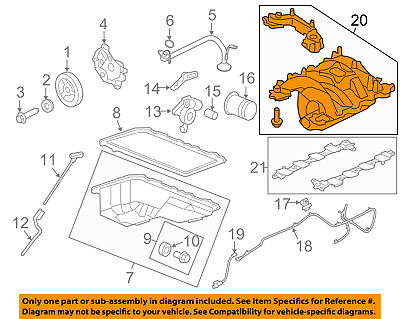 Ford Oemintake Manifold 9w7z9424a 23054 Picclick. Ford Oemintake Manifold 9w7z9424a. Mercury. 2002 Mercury Sable Intake Manifold Diagram At Scoala.co
