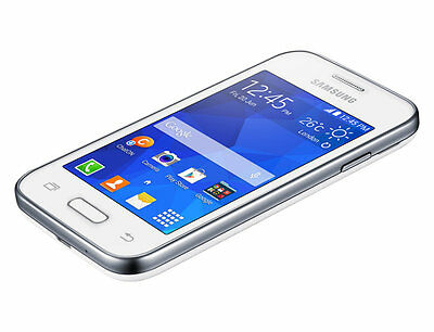 Brand New Samsung Galaxy Young 2 - Sim Free (Unlocked) Android -CHARCOAL- Boxed