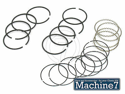 Classic VW Beetle Piston Ring Set, Standard, 85.5mm, 1600cc, 2 x 2 x 5