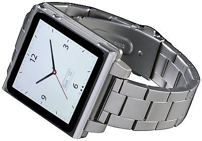 HEX HX1026-SLVR Vision Metal Watch Band from HEX HX1026-SLVR Free Shipping New