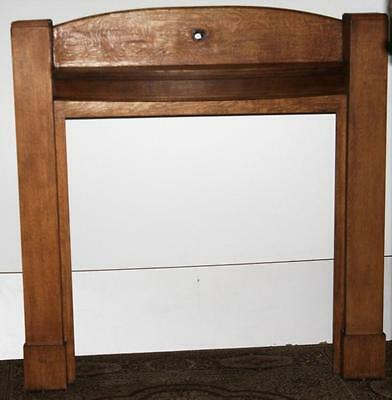 Antique Oak Fire Surround Early 20C - FREE DELIVERY [PL1568]