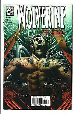 Wolverine # 26 (Marvel Knights, May 2005), Nm