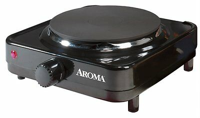 Aroma AHP-303/CHP-303 Single Hot Plate by Aroma AHP-303/CHP-303 FREE SHIPPING..