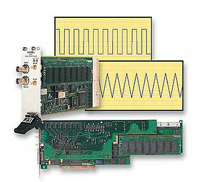NI PCI-5401 Arbitrary Waveform/Function Generator Direct Digital Synthesis ARB