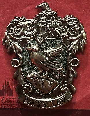 Wizarding World Of Harry Potter Glitter Ravenclaw Crest Trading Pin