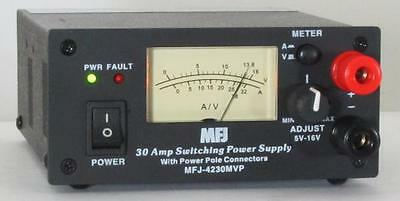 MFJ-4230MVP Compact Switching Power Supply