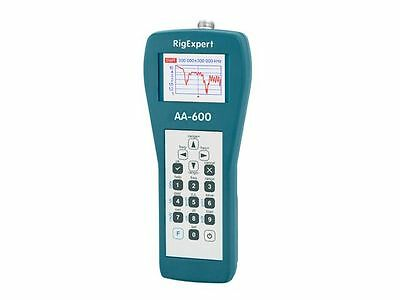 RigExpert AA-600 Antenna Analyzer 0.1-600 MHz - Authorized USA Dealer -