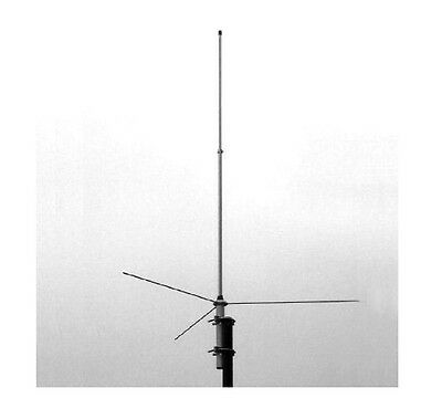 DIAMOND CP-6 HF Vertical Antenna, 3 5-7-14-21-28-50 MHz, with R2