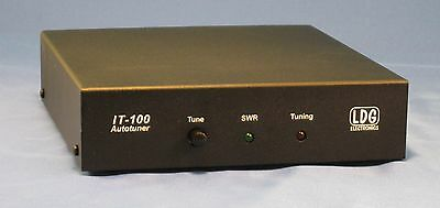 LDG Electronics IT-100 Automatic Antenna Tuner 1.8-54 MHz, .1-125 Watts