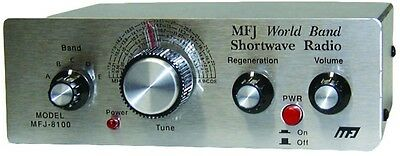 MFJ-8100K Shortwave regenerative receiver kit