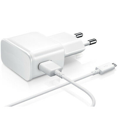 Chargeur Secteur  5V  2A /Cable Micro Usb Samsung Pour Galaxy Tab 3