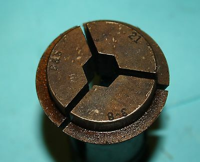 """#21 Brown And Sharpe Hex Collet 3/8"""""""