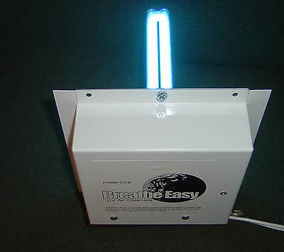 UV Lamp AC Duct. Light  air cleaner ultraviolet uvc