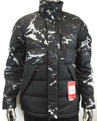 NEW MEN'S THE NORTH FACE SUMTER JACKET CQH6 550 Fill GOOSE DOWN INSULATED