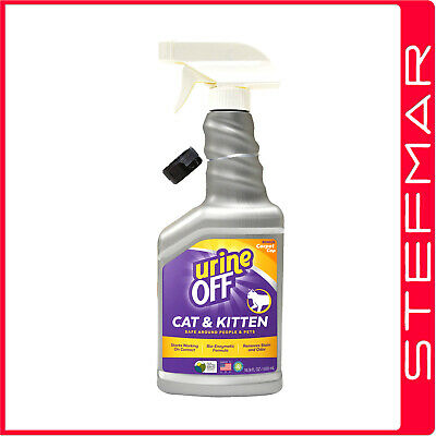 Urine Off Cat And Kitten 500ml Odour & Stain Remover