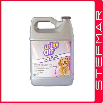 Urine Off Dog And Puppy 3.78L Odour & Stain Remover