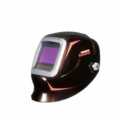 New Servore Servoglass 6000X Welding Helmet Clear Super-large LCD Window