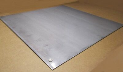 """4130 Steel Sheet, .160"""" Thick x 24.0"""" Wide x 24"""" Length, Hot Rolled"""