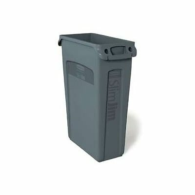 Contenedor Rubbermaid  76,2x55,8x27,9 cm Slim Jim