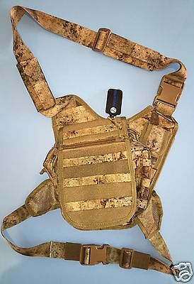Desert Camouflage Professional Gun Bag Sports Bag Hiking Bag Camping Bag