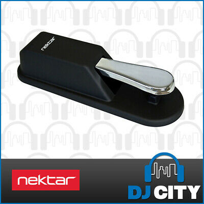 Nektar NP-2 Universal Piano Style Foot Switch Pedal DJ City Australia