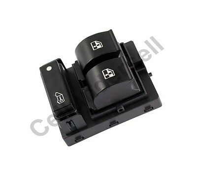 Electric Power Master Window Control Switch Console For Citroen Jumper Peugeot