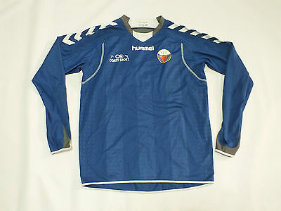 Norway Hummel FET IL home 2000 2010 shirt jersey soccer long sleeve player issue