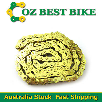 428 102 LINKS GOLD DRIVE CHAIN PIT PRO DIRT BIKE ATV QUAD 125cc 140cc 150cc