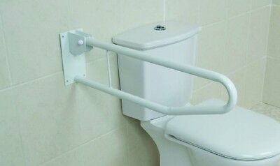 Safety Hand Rail Disabled Grab Bath Bathroom Toilet Bar Aid Disability Support S