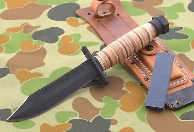 OKC Ontario Knife Company 499 Survival  Knife Tactical  U.S. armed forces