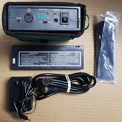 NEW Cameron SLS-BP-1 Battery Power Pack 1510400 for Studio Flash/Strobes/Lights