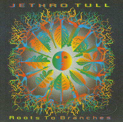 JETHRO TULL 1995 Roots to Branches Tour Concert Program Book Programme