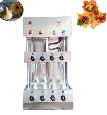 Commercial Electric Pizza Cone Forming Making Maker Machine, Make Cone Pizza