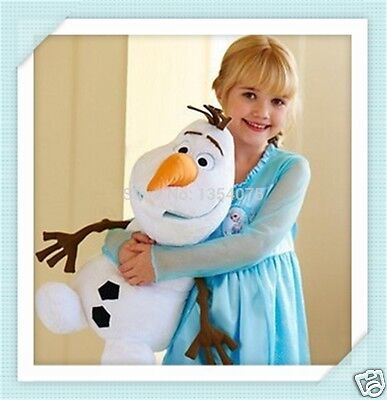 Olaf Soft Plush toy 46cm 18 inches New Frozen Toy gift  Christmas doll large