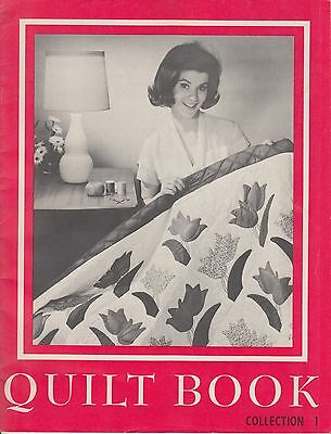 Quilt Book Collection 1 - instruction & pattern book