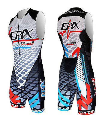 """NEW Limited-edition, """"GoFierce"""" tri suit!"""