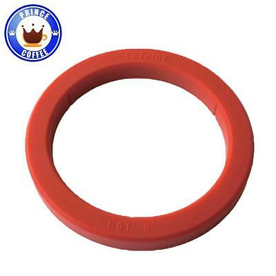 Cafelat E61 8mm Silicone Group Head Gasket (Red) - Made in Italy