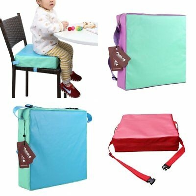Baby Kids Dismountable Chair Highten Pad Seat Adjustable Chair Cushion Pad Cover