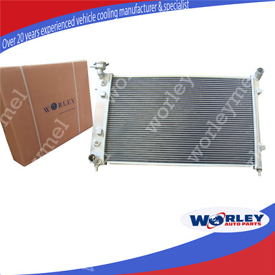 Aluminum radiator for Holden Commodore VY V6 3.8L 2002 2003 2004 02 03 04 Manual