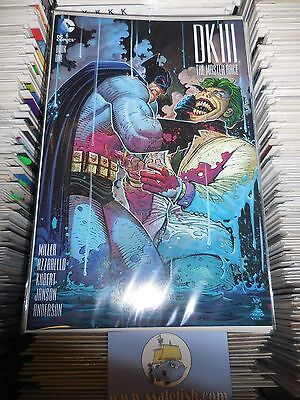 Batman Dark Knight 3 John Romita Jr variant Ssalefish Comics exclusive DK3 COLOR