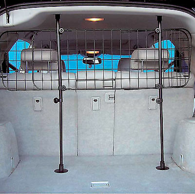 TOYOTA AVENSIS ESTATE 2009 Onwards Wire Mesh Cat Dog Pet Boot Guard / Barrier