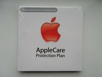 """AppleCare Protection Plan For MacBook / Macbook Air / Pro 13"""" 11"""" New & Sealed"""