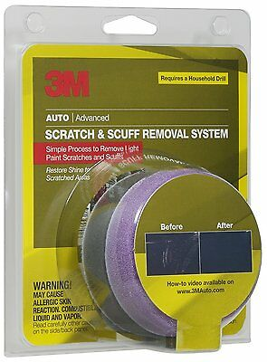 3M 39071 Scratch Removal System Size: 1 Pack from 3M 39071 Kit sands, Brand New