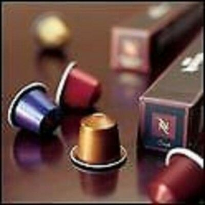 200 Nespresso Capsules 40 x 5 different varieties